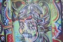 Street Art / by Tiffany Nakamura