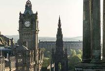 Scotland Calls / by Kaylee Wells