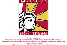 AZ News / Women's Healthcare news from in and about Arizona. / by NARAL Pro-Choice Arizona