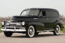Automotive 1940 to 1949 / by Gerry Rochman