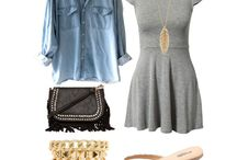Polyvore Outfits / by Brianna Atteo