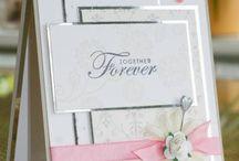 wedding cards / by Kim Bright