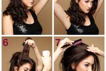 Hair/Beauty Ideas / by Ariana Reale