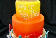 Cakes / by Rosanna Kasza