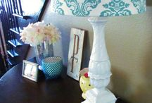lamps / by Rehab Fanatic~AnneKimball