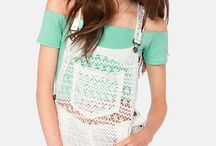 cute cloths / by Katie Girl
