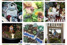 fairy garden / by Haley Beroske