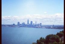Cleveland Skyline / by Positively Cleveland