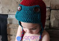 things in my shop  / I now have a Pinterest account just for Conger's Crochet! you can find it here: http://www.pinterest.com/congerscrochet/boards/  Items can be found on storenvy  http://congerscrochet.storenvy.com/ or Etsy https://www.etsy.com/shop/CongersCrochet / by Roxann Conger