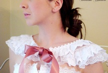 Wedding / wedding jewelry accessories clothing  / by Jenn K
