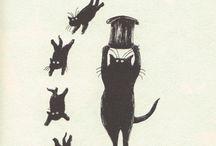 Kitty Cat Klub / by Meghan Meyer