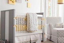 Baby Nursery / by Candace Kilbourne