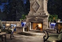 Designing Outdoor Fireplaces / by Belgard Hardscapes