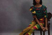55 Shades of African Prints  / by Crisa Gloria Eduardo