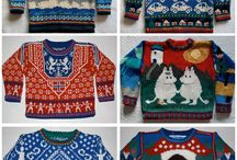 childrens sweaters / by Shirley Kurata