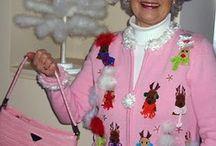 ugly christmas sweaters / by tera majewski