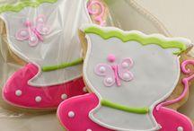 Beautiful Cookies........... / by Heather Guillen