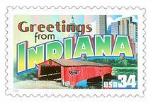 Postage Stamps / Postage Stamps  / by Kathryn Lane-Klimaszewski
