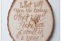 Inspiration / by Rachel Meyer