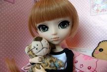 Pullips dolls & Family / by My little Juliet