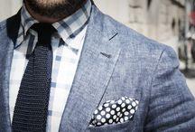 Well Dressed Men / by Cufflinks.com