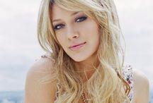 Hilary Duff / by Miranda Ann Wiley