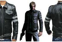 Leon Kennedy Resident Evil 6 / by Debra Holt