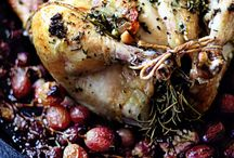 Savory  |  Meaty Entrees / Savory meat dishes I cannot wait to make. / by Denise Woodward | Chez Us