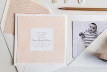 Baby Announcements / by Brittney Nichole Designs
