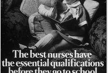 Nursing / by Tina Larson Tanuis
