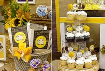 Baby Shower Themes / by Courtney Patterson-Manfredi