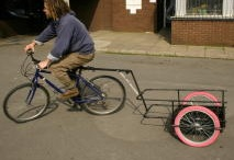 Home Made Bike Trailers / by Bicycletrailers