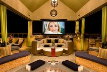 Home theaters done right / by Meghan Meyer von Bremen