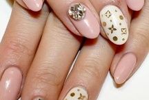 Nails and Polish / This is what I truly love in life. Here's what inspires me.  / by Willie Blanding