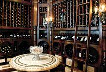 wine cellar / by Lynn Sharon