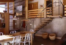 Arch: Interiors  / by Meaghan Newell