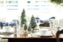 Tablescapes / by The Gunny Sack