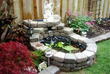 Backyard Ideas / by Kelli Hardacker