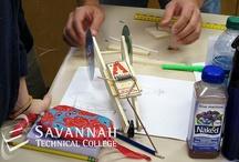 Engineering Week at May Howard Elementary  / by Savannah Technical College