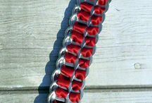 Pop top can bracelets / by Sue Hart-Somerville