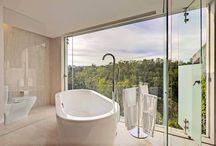 Bathrooms / by Mimi San Pedro
