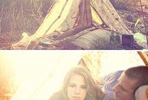 Tents / by Ashley Hackshaw