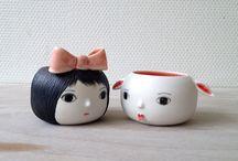 Ceramics/pottery / by Ashley Robin