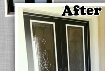 Before & After / by US Door & More Inc.