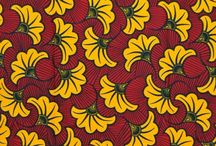 african fabric / by imelda picherit