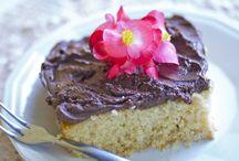 Healthy dessert / by Allison Stevens Terrill