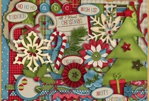 xmas kits / by Francine Tallent