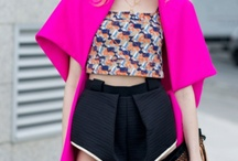 COLORS // PASTEL + NEON / by Thrifted & Modern
