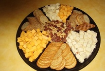 Food Ideas and snacks.  / Party snack and food Ideas.  / by Emily Adams