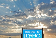 Living Life In Idaho / by Mandi McElroy